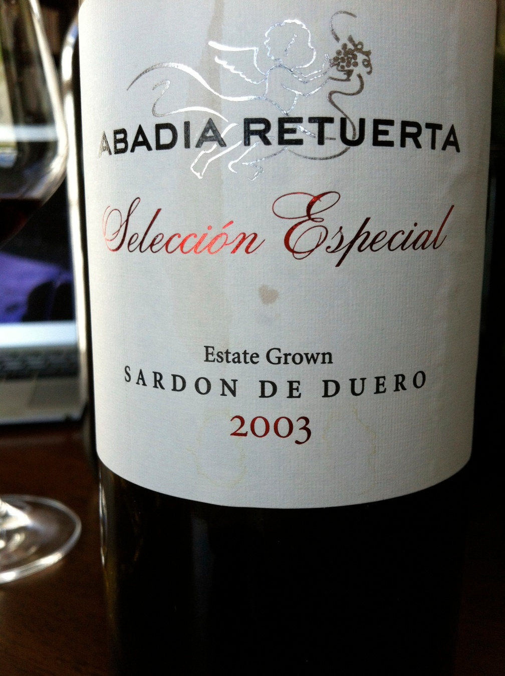A Gem from Spain: Abadia Retuerta