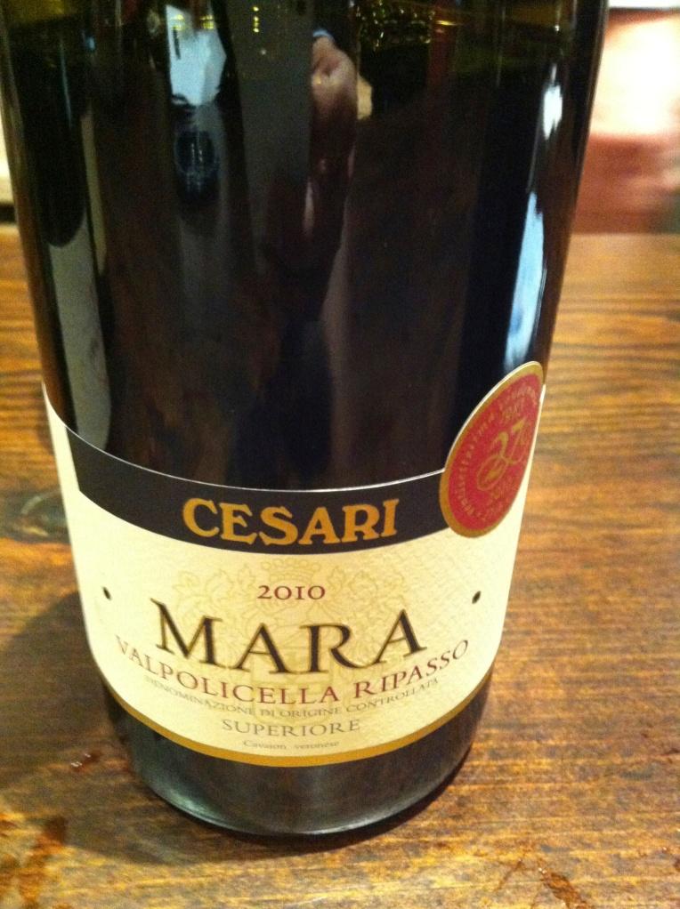 A Ripasso Wine